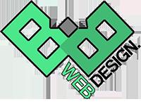 Mobile BB Web Design Logo